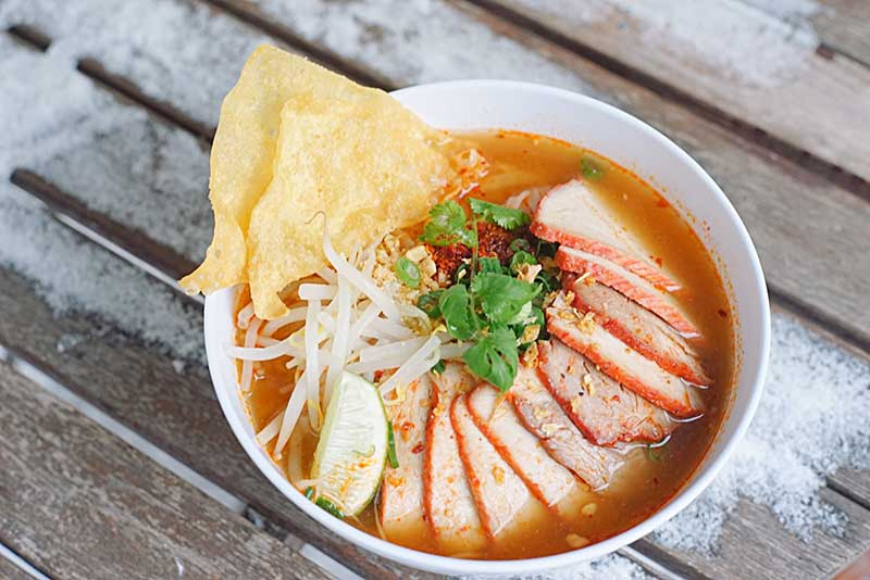 Tom Yum Noodle